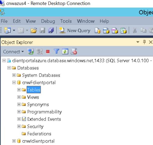 ClientPortal_Azure_OCD