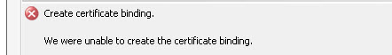 SSRS Cert issue